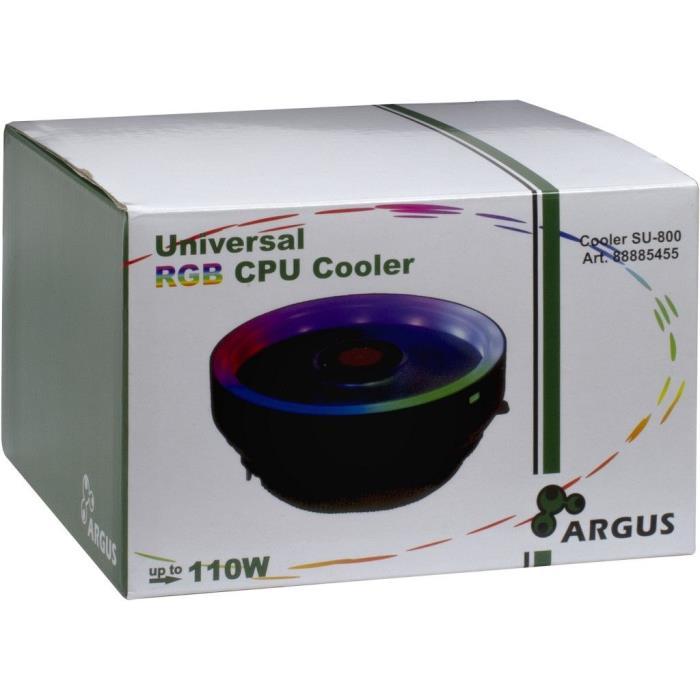 CPU Cooler RGB Argus SU-800