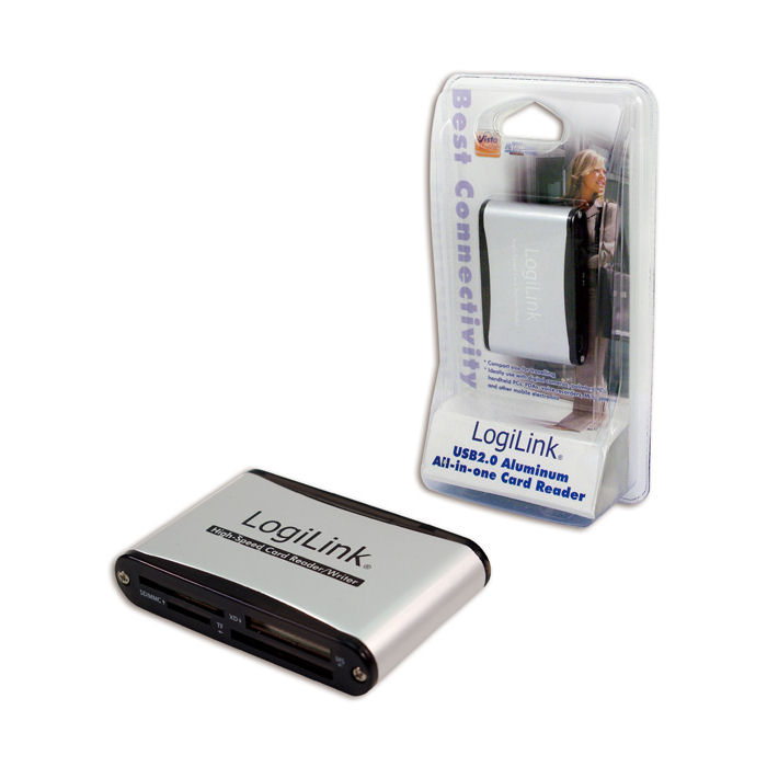 Card Reader Logilink CR0001B