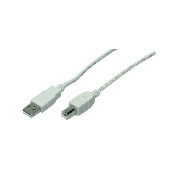 Cable USB M/M Bulk 2m Logilink CU0007
