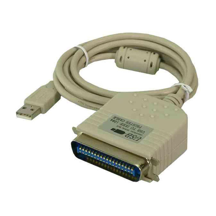 USB 2.0 to 1 parallel male Logilink AU0003C