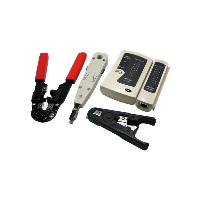Networking tool set Logilink WZ0012