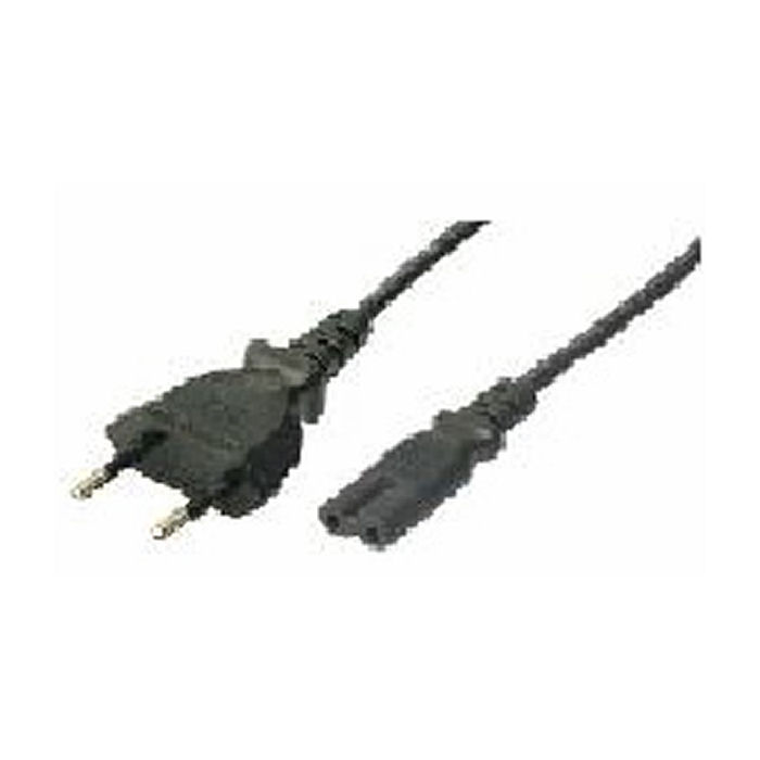 Cable Power Cord 1.8m Bulk Logilink CP092