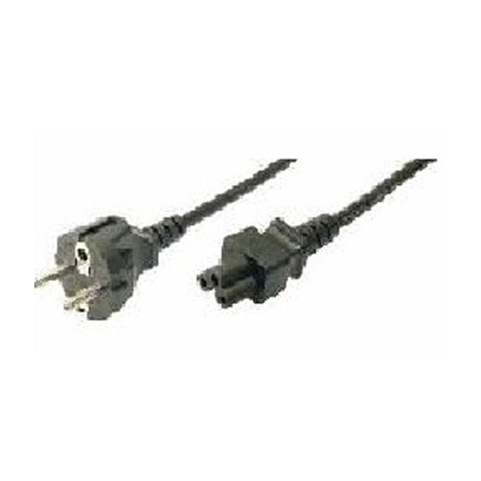 Cable Power Cord Schuko-C5 1.8m Bulk Logilink CP093
