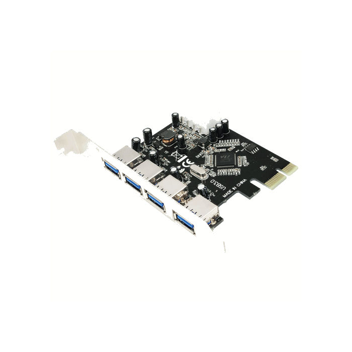 PCI Express to 4xUSB 3.0 LogiLink PC0057