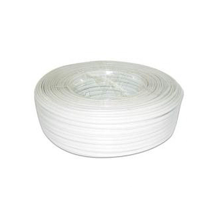 Cable Telephone 100m White Logilink CM04W 2