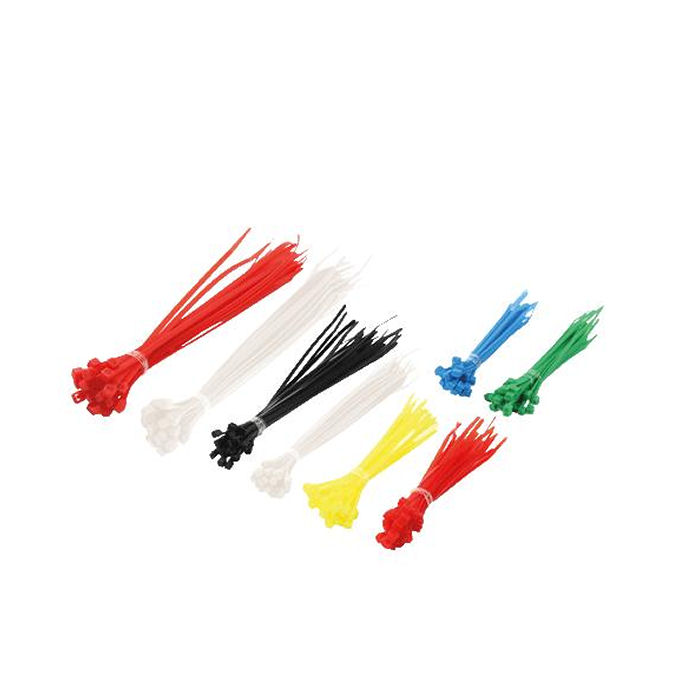 Cable Tie Set 3 lengths 200pcs Logilink KAB0018