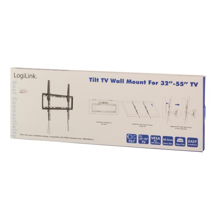 TV Bracket Logilink Tilt BP0010