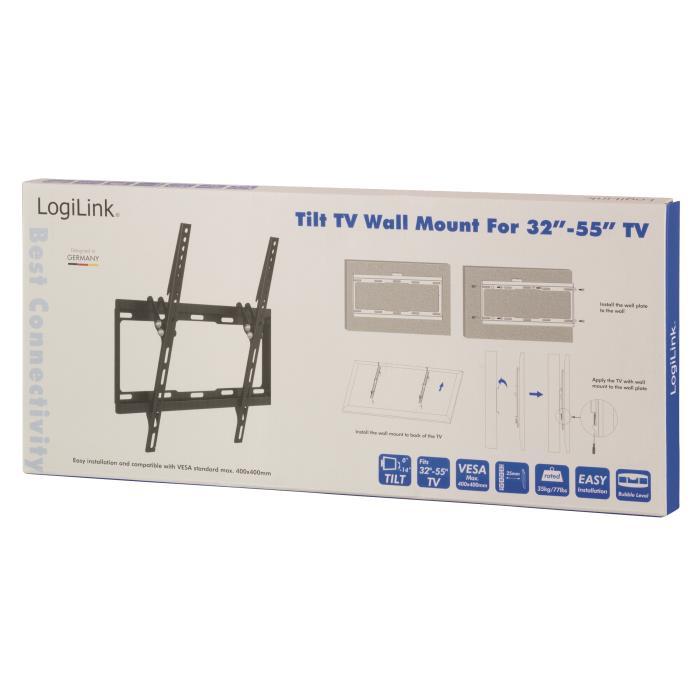 TV Bracket Logilink Tilt BP0012