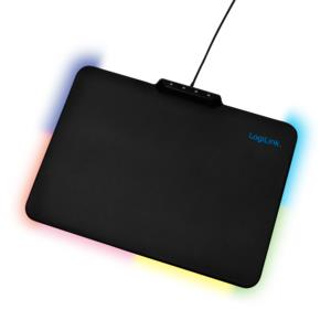 Mousepad Gaming Logilink with RGB LED ID0155