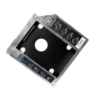 Drive Slot 2nd SATA HDD Caddy for a 12.7 mm high CD/DVD/Blue-ray LogiLink AD0016