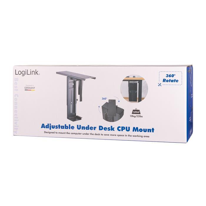 CPU Mount Logilink Adjustable EO0004