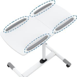 Flexible Projector/Laptop Trolley Logilink BP0067
