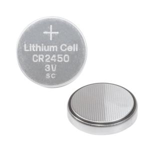 Battery Lithium Logilink CR2450 5pcs