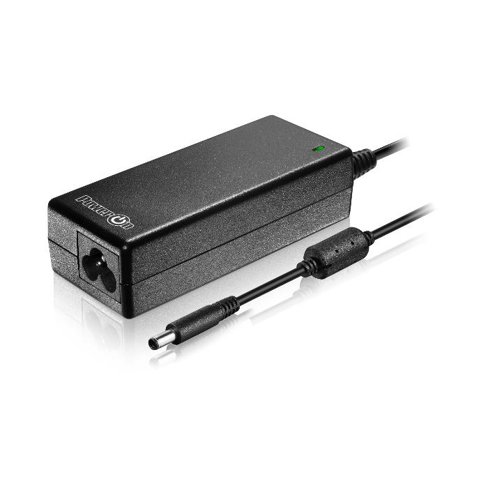 Notebook Adaptor 65W DELL 19.5V 4.5 x 3 x12 With pin