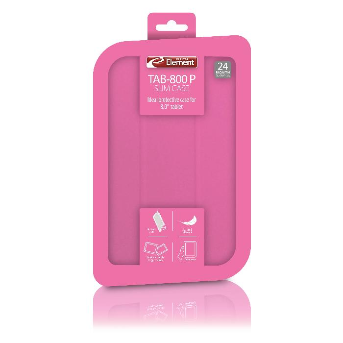 Tablet Case For 8'' Element TAB-800P