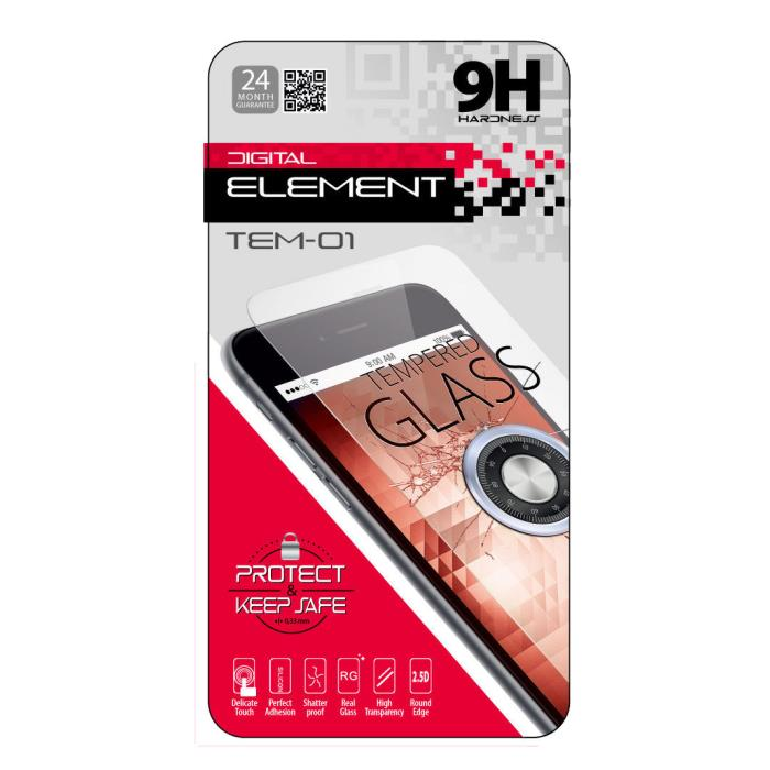 Tempered Glass Element for HuaWei P8 TEM-01