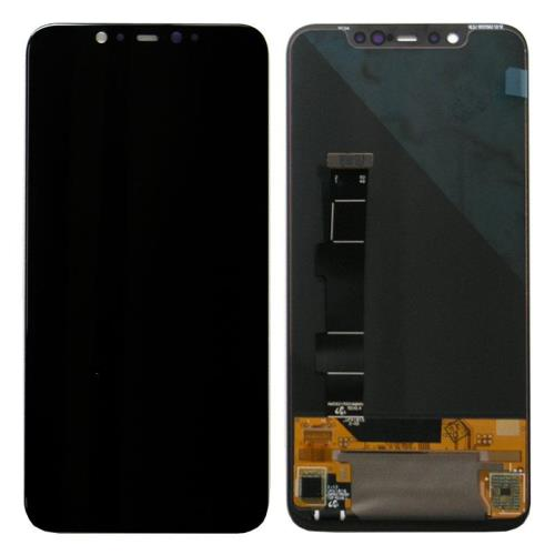 LCD with Touch Screen Xiaomi Mi 8 Black (OEM)
