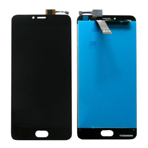 LCD with Touch Screen Meizu U20 Black (OEM)