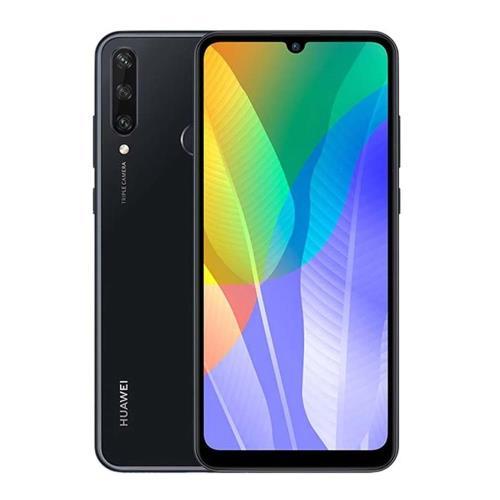 Mobile Phone Huawei Y6p (Dual SIM) 64GB 3GB RAM Midnight Black
