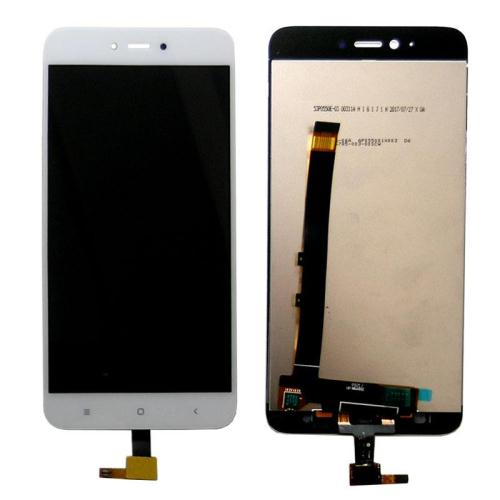 LCD with Touch Screen Xiaomi Redmi Note 5A White (OEM)
