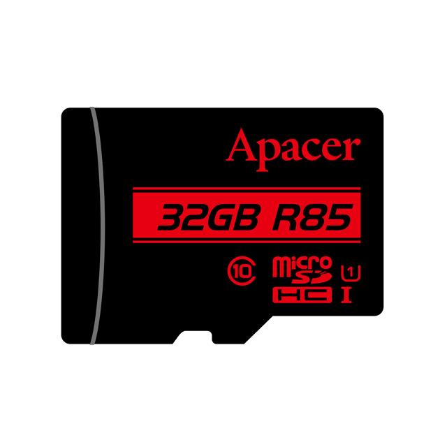 Memory Card Micro SDHC UHS-I U1 Class10 32GB Apacer R85