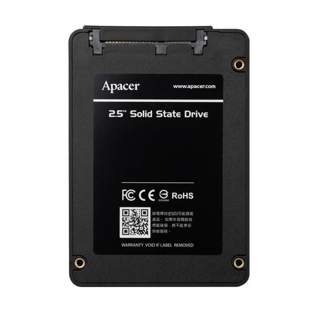 SSD 7mm SATA III Apacer AS340 Panther 120GB