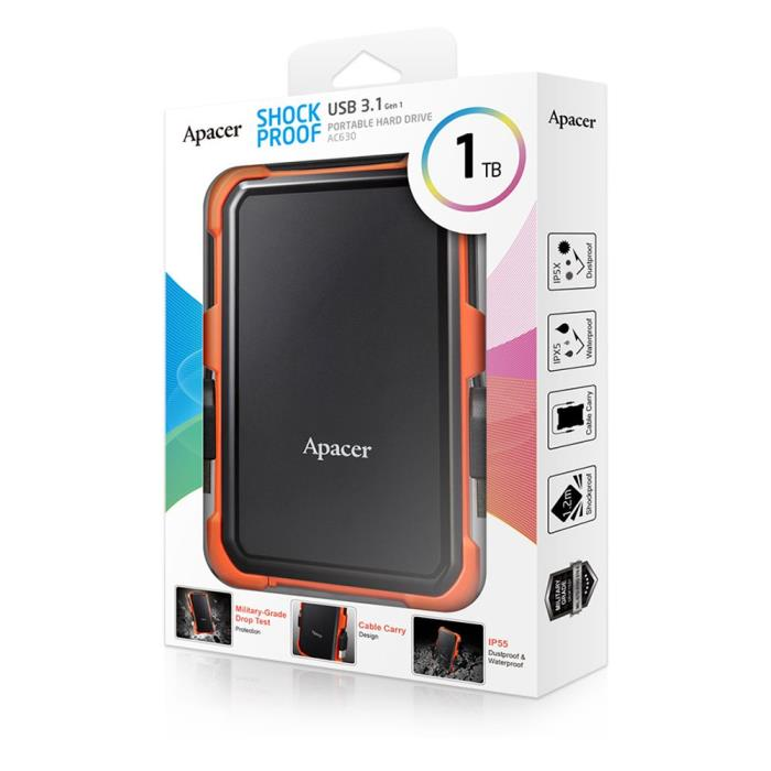 USB 3.1 External HDD 2