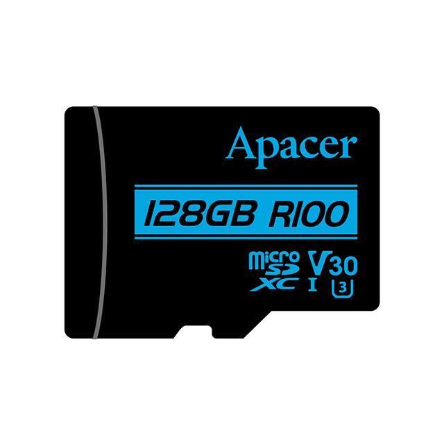 Memory Card Micro SDXC UHS-I U3 Class10 128GB Apacer V30 R100