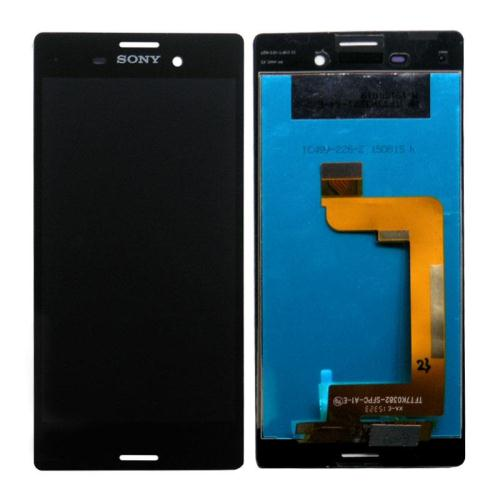 LCD with Touch Screen Sony Xperia M4 Aqua Black (OEM)