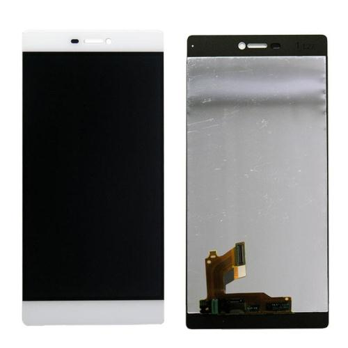 LCD with Touch Screen Huawei P8 White (OEM)