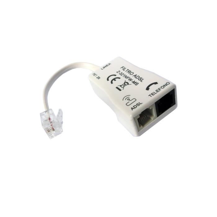 ADSL splitter with cable Aculine AD-012