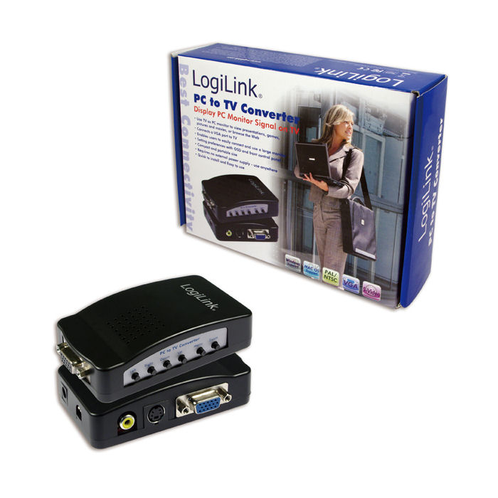 PC to TV converter Aculine SPL-008