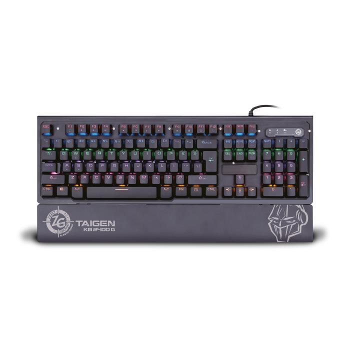 Keyboard Mechanical Zeroground KB-2400G TAIGEN v2.0