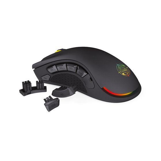 Mouse Zeroground RGB MS-3700G NIIRO PRO v3.0