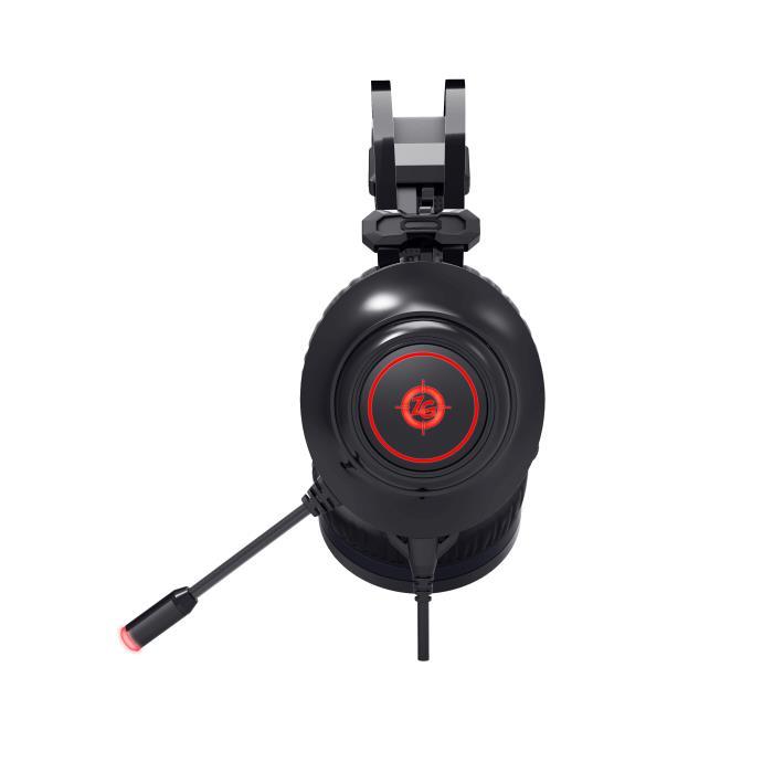 Headphone Zeroground USB 7.1  HD-2700G OKIMO