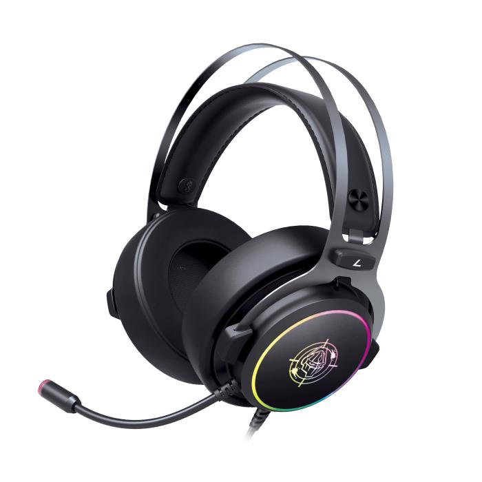 Headphone Zeroground RGB USB 7.1 HD-2900G HATANO v2.0
