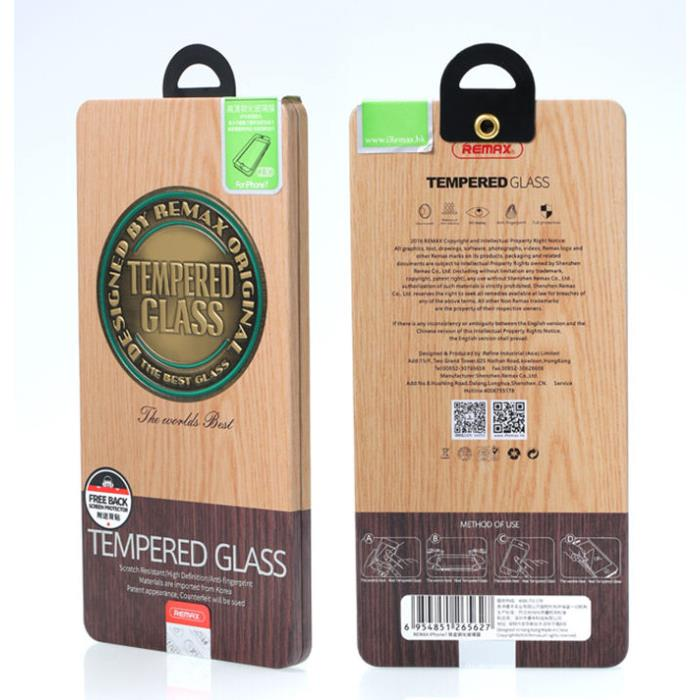Tempered Glass Remax For iPhone 6