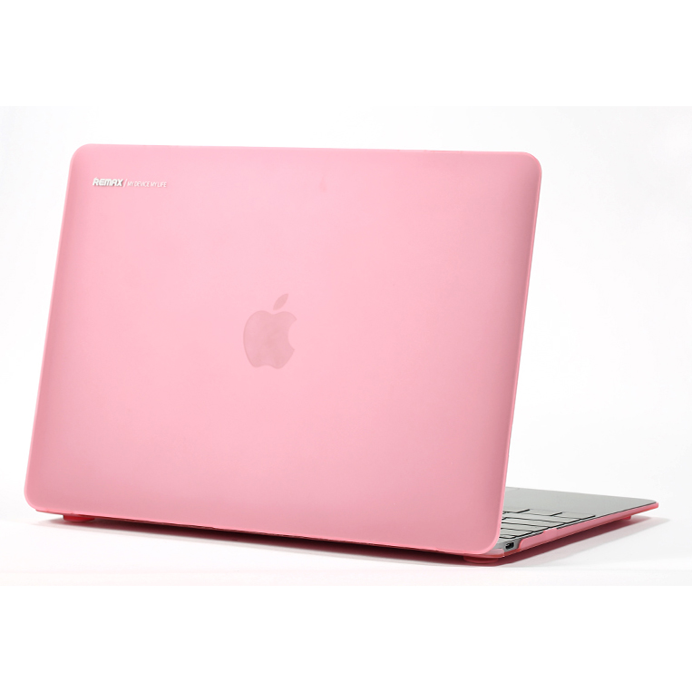 Pc Case Remax for Macbook 12'' Pink