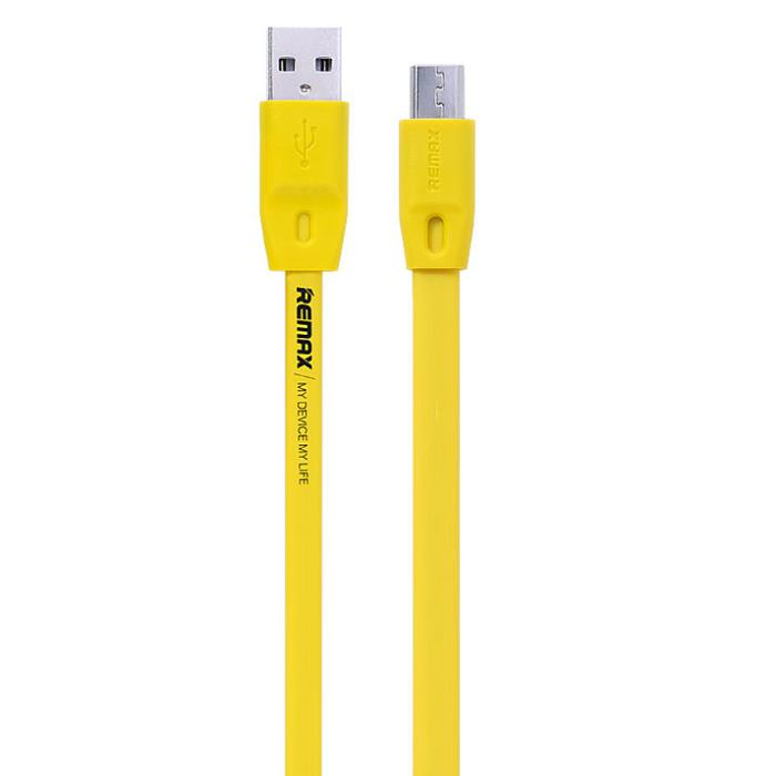 Charging Cable Remax Micro 2m Full Speed Yellow