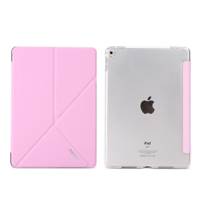 Tablet Case Remax for iPad Pro 9.7΄΄ Pink TRANSFORMER