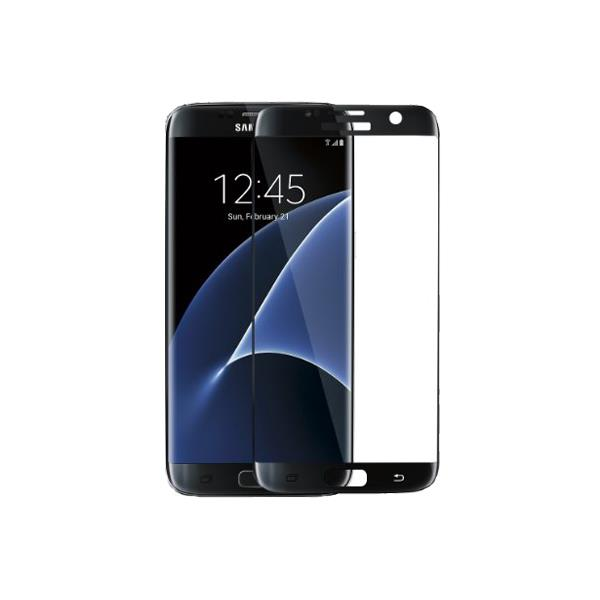 Tempered Glass Remax For S7 3D Curved Black
