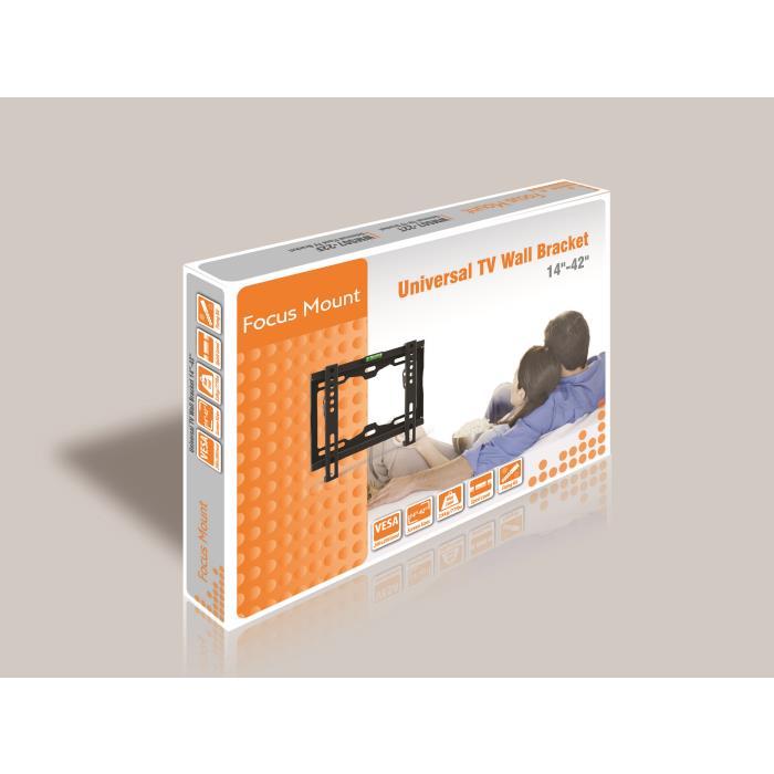 TV Bracket Focus Mount Fixed WMS07-22F