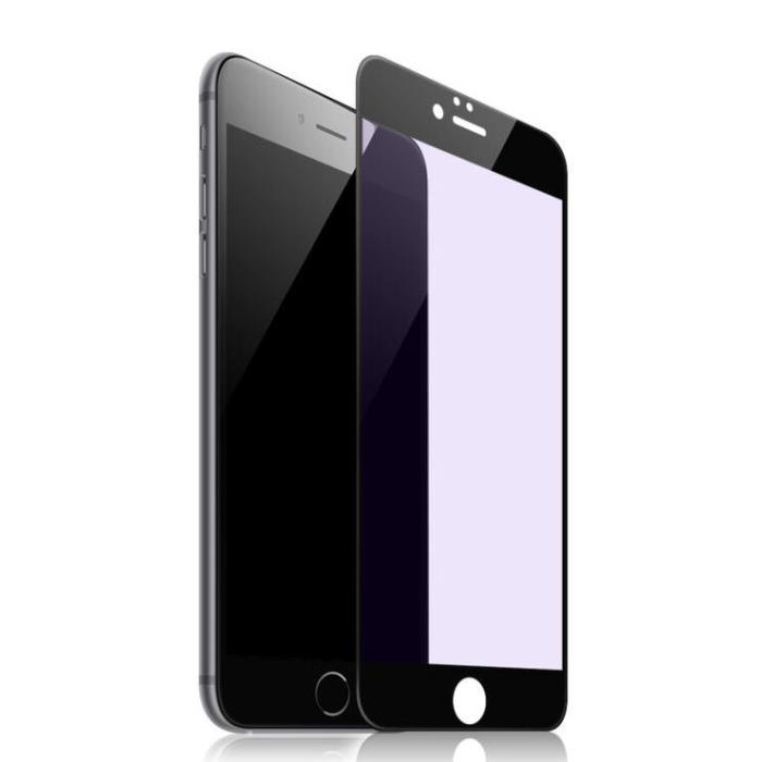 Tempered Glass WK for i6 3D Curved Edge +TPU Case WTP002 Black