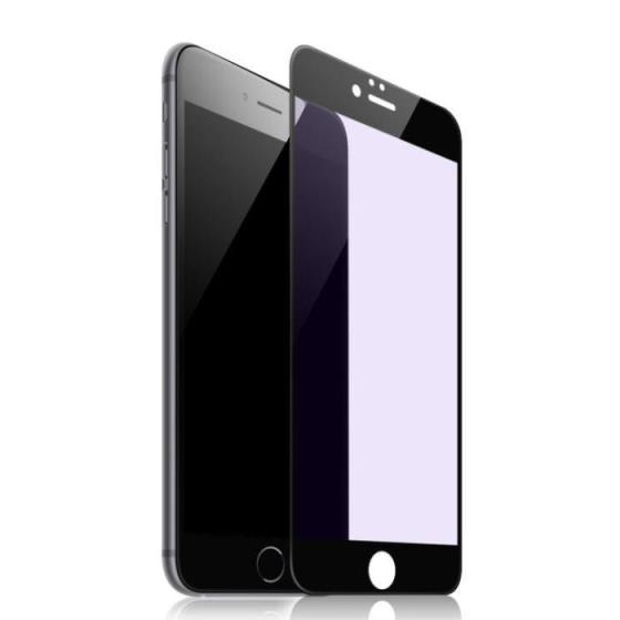 Tempered Glass WK for i8 3D Curved Edge +TPU Case WTP002 Black