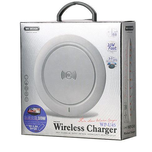 Charger Wireless WK Fuln WP-U45 10W White