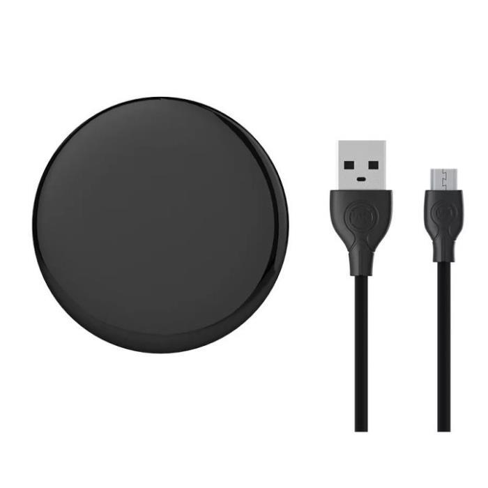 Charger Wireless WK Circle WP-U32 5W Black
