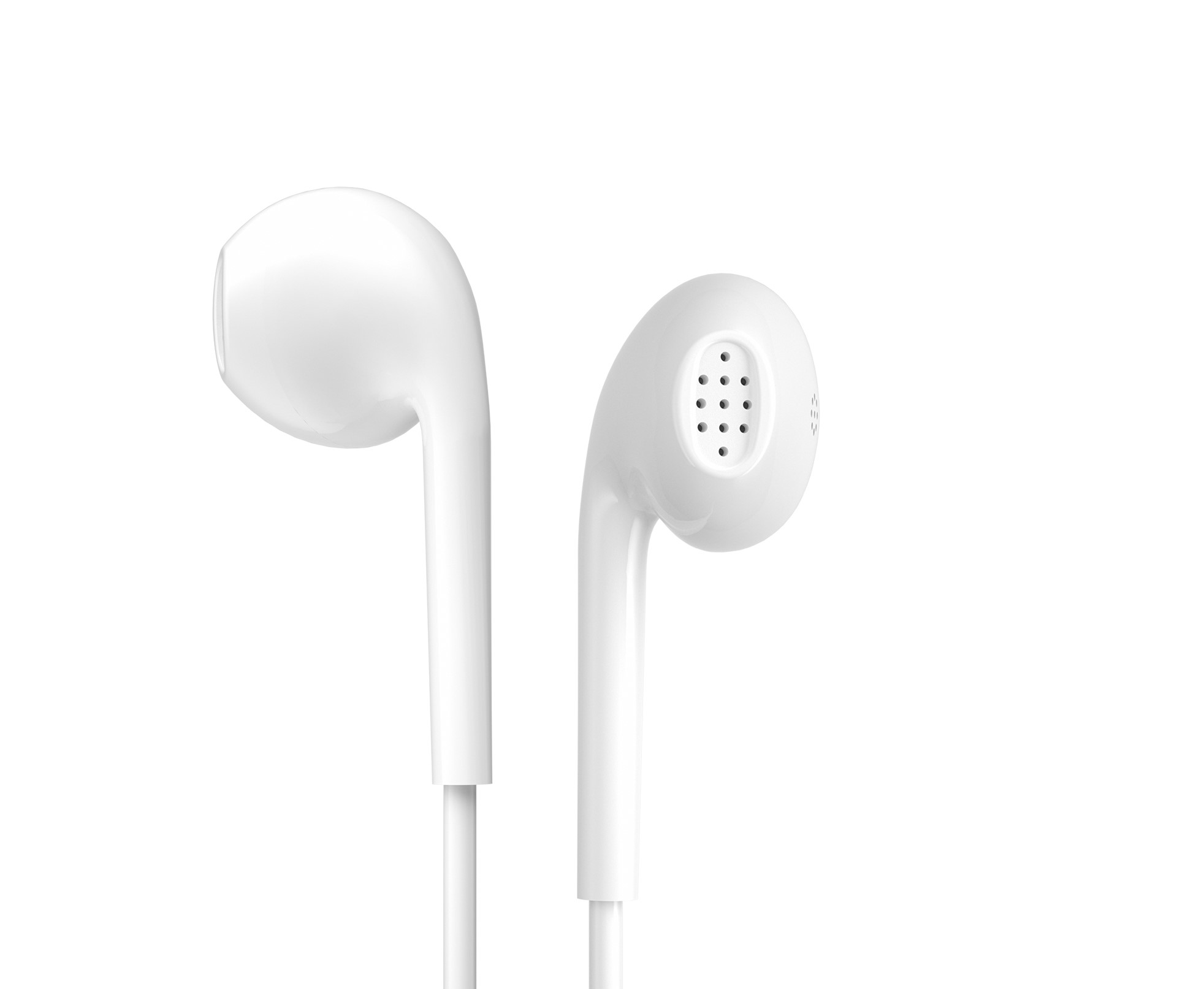 Earphone WK Y12 White