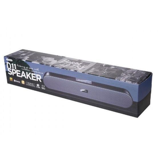 Speaker BT WK D11 Black