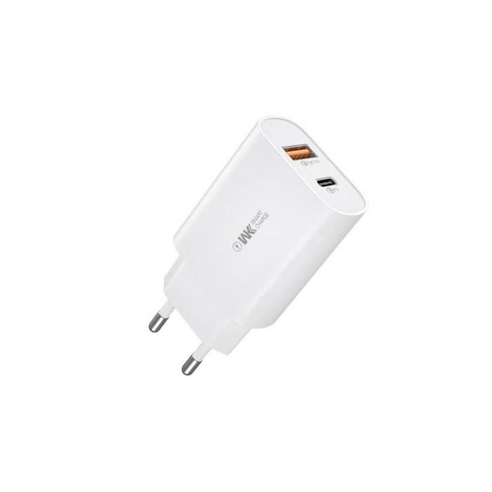 Quick Charger 3.0 + PD 18W WK WP-U101