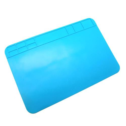 High Temperature Resistant Prescision Pad 30x20cm Light Blue